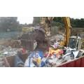 μοναδα ανακυκλωσης μπάζων